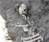 اكتشاف هيكل عظمى يصور لحظات الهروب من بركان قبل نحو ألفى سنة فى إيطاليا