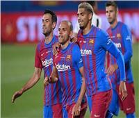 ثنائي هجوم في تشكيل برشلونة أمام فالنسيا