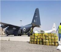باكستان ترسل شحنة من المساعدات الإنسانية إلى أفغانستان عبر الحدود