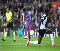 الدوري الإسباني| فاتي يتعادل لبرشلونة بهدف رائع