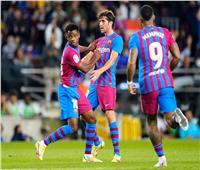 الدوري الإسباني| ديباي يسجل الهدف الثاني لبرشلونة في فالنسيا