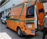 مصرع نقيب شرطة في انقلاب سيارة بالطريق الصحراوى بالمنيا
