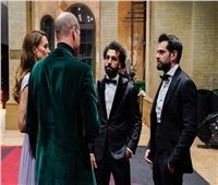 تعليق عمرو أديب على حضور محمد صلاح حفل الأمير وليم