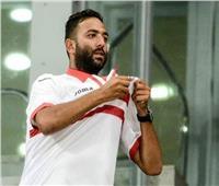 ميدو: حلم حياتي رؤية حازم إمام رئيسا لنادي الزمالك