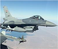 الطيران العراقي يدمر أوكاراً لداعش في وادي شاي بكركوك