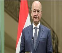 الرئيس العراقي: الاعتراض على نتائج الانتخابات حق مكفول بالقانون