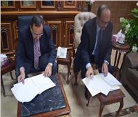 محافظ شمال سيناء:إقامة طلاب الشيخ زويد ورفح بالمدن الجامعية مجانًا