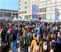 معرض الكتاب الدولي بإيطاليا يتحدى «كورونا»