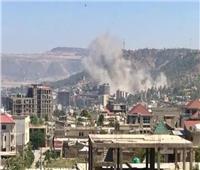 قوات آبي أحمد تشن قصفاً على عاصمة إقليم تيجراي