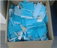 ضبط 149 ألف قطعة مستلزمات طبية مجهولة المصدر بالقليوبية