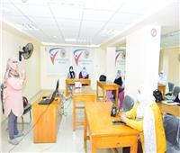 دورة تدريبية لفنيات التمريض بمستشفى سوهاج الجامعي