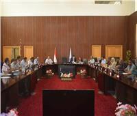 «البنداري» يستعرض موقف لجنة التنازلات بمدن البحر الأحمر