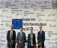 برلماني إيطالي يستعرض دعم أوروبا للعراق خلال الانتخابات