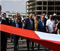 جامعة قناة السويس: بدء إنشاء المبنى الثالث لكلية الآداب والعلوم الإنسانية