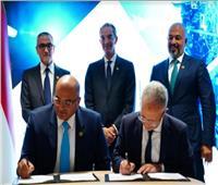 وزير الاتصالات يشهد توقيع اتفاقية بين «إيتيدا» و«نايل أون لاين»