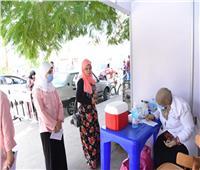جامعة أسيوط: إجمالي تطعيم العاملين بجامعة أسيوط 70% و67% من الطلاب  صور