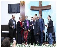 رئيس الإنجيلية يشارك في حفل رسامة القس عبد المسيح صموئيل بالإسكندرية