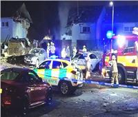انفجار في حي سكني بإسكتلندا | فيديو