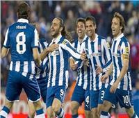 الدوري الإسباني  إسبانيول يسقط قاديش بثنائية
