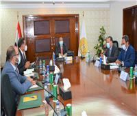 «شعراوي» يتابع مع ووفد البنك الدولى مستجدات برنامج التنمية بصعيد مصر