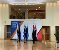 الرئيس السيسي يؤكد على تفعيل آليات التعاون الثلاثي بين مصر وقبرص واليونان