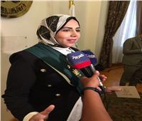 المستشارة هند يوسف: دخول المرأة واعتلائها منصة القضاء فخر كبير