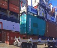 «اقتصادية قناة السويس»: 23 سفينة إجمالي حركة الملاحة بموانئ بورسعيد