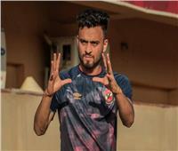 صلاح محسن يغيب عن الأهلي 4 أسابيع