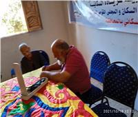 قافلة سكانية شاملة بأبو حمص فى البحيرةضمن مبادرة «حياة كريمة»