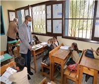 محافظ الإسماعيلية يفتتح مدرسة بلال بن رباح للتعليم الأساسي بأبوصوير