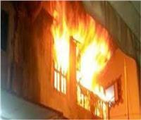 السيطرة على حريق نشب داخل محل بالوايلي