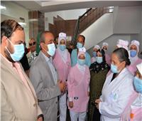 افتتاح مركز طب الأسرة في أبوصوير بالإسماعيلية لخدمة 29 ألف نسمة
