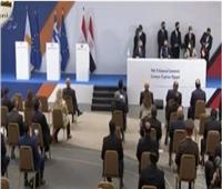 «حسين هريدي» يوضح أهم مميزات القمة الثلاثية بين مصر وقبرص واليونان| فيديو