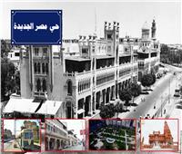 حكايات| حي مصر الجديدة.. «نقطة» في الصحراء أصبحت مقر الرؤساء