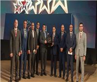 فوز هيئة المحطات النووية بالمركز الأول لجائزة التميز الحكومي