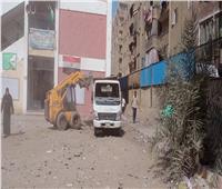 حملة نظافة موسعة ورفع التراكمات والمخلفات بقرى بشتيل في «أوسيم»  صور