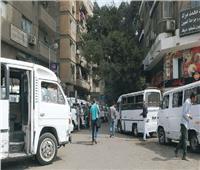 المرور يفض المواقف العشوائية لتحقيق السيولة بالشوارع