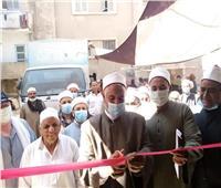 أوقاف المنيا تفتتح مقر إدارة مطاي وتحديدات دورات مياه مسجد ابو بكر