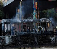 قتلى وجرحى في تفجير إرهابي استهدف حافلة وسط العاصمة السورية دمشق