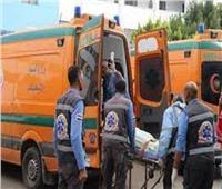 مصرع عامل وإصابة آخر في تصادم أعلى الطريق الدائري بالقليوبية