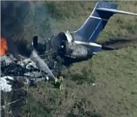 تحطم طائرة كانت تقل 21 مشجعا للعبة البيسبول في ولاية تكساس