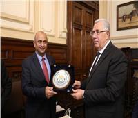 تعاون مصري أردني في مجال الزراعة وإنتاج التقاوي واللحوم المصنعة