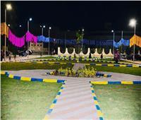 محافظ الإسماعيلية يفتتح حديقة «التخطيط العمراني» بحي ثالث
