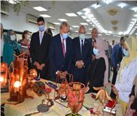 بحضور المحافظ.. تكريم طلاب المرحلة الثالثة من مبادرة الرئاسية «صنايعية مصر»
