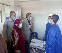 دعمًا لـ«حياة كريمة».. الكشف على 747 مواطنا في قافلة طبية من جامعة طنطا
