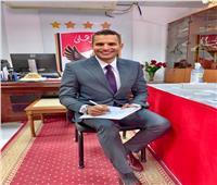 عمر ربيع ياسين يتقدم بأوراقه للترشح في انتخابات الأهلي