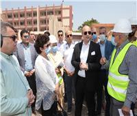تنفيذ 1600 مشروع بتكلفة 12 مليار جنيه ضمن «حياة كريمة» ببني سويف