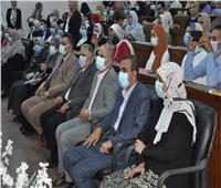 رئيس جامعة كفر الشيخ : ادعو الطلاب للمشاركة الفعالة في الأنشطة