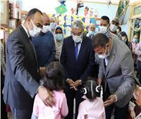 المنيا: متابعة أعمال مكافحة أمراض الأنيميا لطلاب المدارس الابتدائية