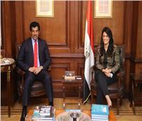 «المشاط» تبحث سبل تطوير العلاقات «المصرية-القطرية» المشتركة